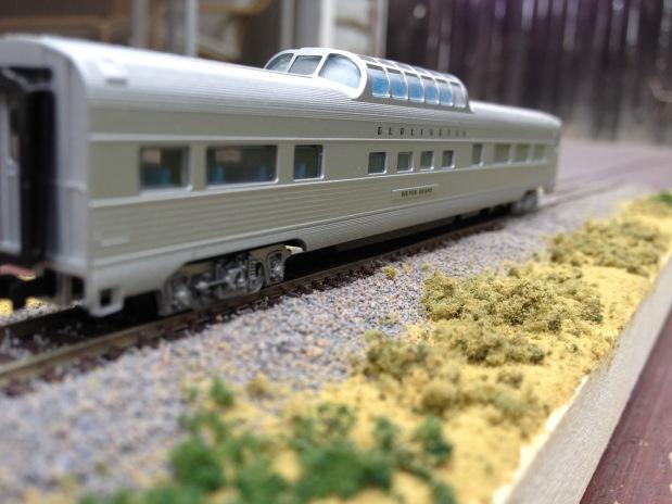 """""""De-Training"""", an Amtrak travelogue at Blind Field: a Journal of CulturalAnalysis"""